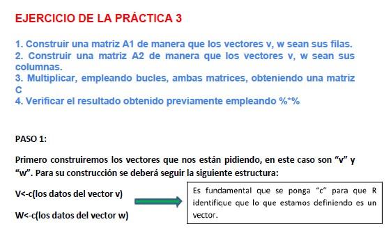 EJERCICIO EXPLICATIVO DE LOS CONCEPTOS DE LA PRACTICA 3 (BUCLES «FOR»)