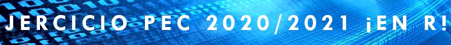 Ejercicio en R: segundo ejercicio de la PEC 2020/2021